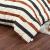 羽諾秋冬保温性と厚い柔軟な綿は芯にまねる綿羽毛布団CXストライプ-黄1.8*2.2メートル/2.5 kg