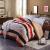 立奥(LIAO)家紡が厚くて暖かい親肌ファレサンゴのカシミア冬はダブル布団で芯学生寮に布団が敷かれています。