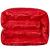 聯志家紡布団は芯にシルクを似せて保温されます。シルク羽毛3斤3 kg 8斤の綿布団は大紅200*230 cm 2 kgです。