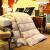 羽毛布団は白フェザの布団によって冬は芯シゲル鴨羽毛で厚く保温され、冬は灰色150 x 200 cm 2 kgの年齢で布団に入れられます。