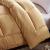 依草家紡単ダブつる春布団/冬が厚くされて芯のある四季綿布団ベージュ色200*230 cm-2.5 kg