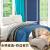友寝家纺冬布団全绵布团で一体になっています。北米の風情180*220 cm(2.5 kg)を取り外します。