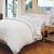 富アンナの家紡の寝具の堅綿の掛け布団は芯の子母に四季によって厚い七穴の二合一をプラスされます。白い1.2 m(152*210 cm)