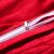 シルクは100%桑糸固绵温度に调节されます。布団夏凉はダブルの春秋に芯二合一子母布団子供に四季折々の固绵大紅220*240 cmの桑蚕糸によって純重ささささせます。