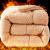 御目冬は秋冬に厚い保温性で毛を磨き、両面がダブル冬は芯から家庭用に柔らかく通気されます。学生寮の厚い綿布団の子羊の絨の車輪220*240 cm 8斤です。