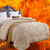 恵茜家紡布団冬布団布団団布団の中の布団に通気して保温します。厚いラクダ毛布団シング冬布団の芯年齢は2メトル2.0 mX 2.3 m 3 kgです。