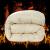 マンタ布団は芯羊毛で厚く保温されています。秋冬布団のドリル毛を防ぐため、芯布団のウール布団は-ベージュ150 x 200 cm 3 kgです。