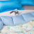スヌーは芯家に紡ぎ込まれた95%の白フザによって捧げられました。春风の充填量は1.5 kgで220*240 cmです。