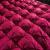 南極人ホームダウンジャケットの芯冬シーツダブル全綿防雨布羽毛は宇宙に赤い-飛辺捻花200 X 230 cm 7斤