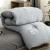 南極人家紡布団シンゲルが厚くなり、芯純色の綿がウォークされました。冬はダブに暖かくされます。ダブ春秋は学生寮に宇宙で冬布団寝具の販売をされます。ブルース灰200*230 cm/8斤【ダブル-加厚冬布団】