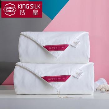 KING SILKは芯家紡100%桑糸布団に夏涼しく温度調節されて掛けられます。四季子母は年齢によって全綿ファブリックに優れています。